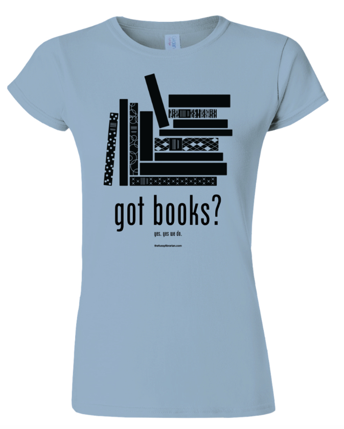 Wear your book-loving heart on your sleeve.