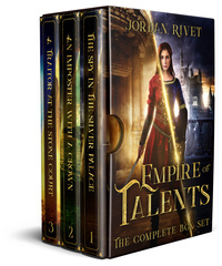 Empire of Talents Complete Box Set