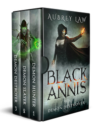 Black Annis: Revenge of the Witch