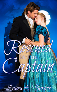 Rescued By the Captain - Romancing the Spies #1