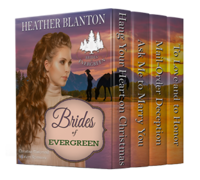 Brides of Evergreen Box Set