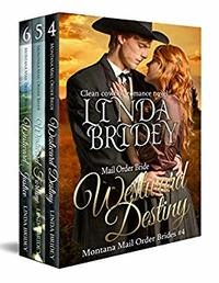 Montana Mail Order Brides Boxed Set (Books 4-6)