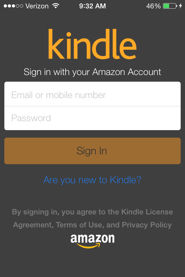 Create your own Kindle | The Fussy Librarian