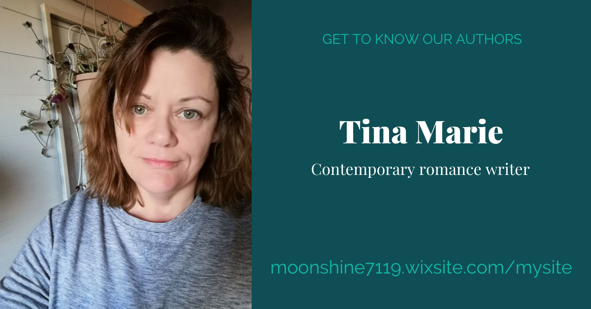View post titled Author Q&A: Tina Marie