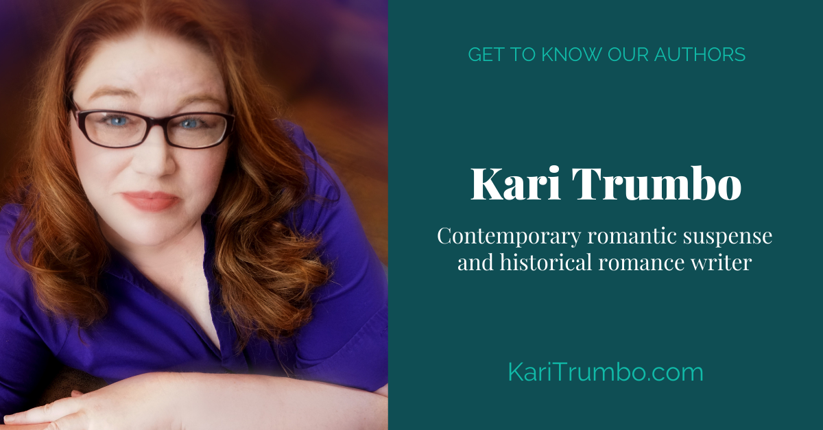 View post titled Author Q&A: Kari Trumbo