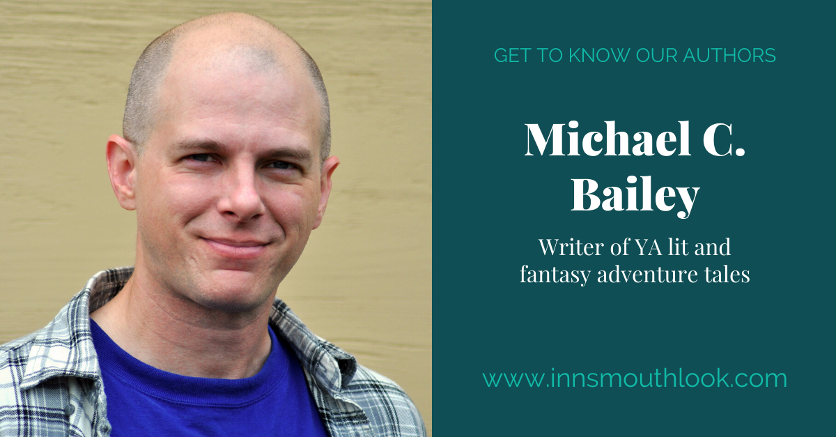 View post titled Author Q&A: Michael Bailey