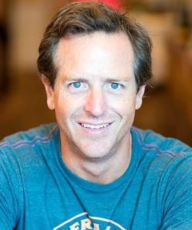 Hugh Howey, founder of Author Earnings and writer of the Wool and Silo series