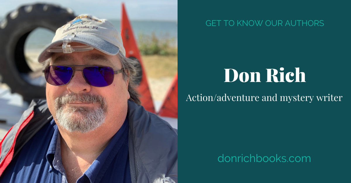 View post titled Author Q&A: Don Rich