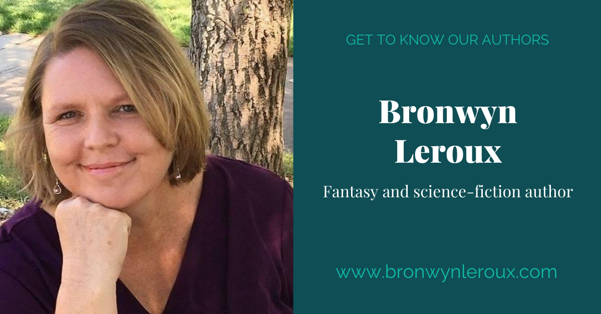 View post titled Author Q&A: Bronwyn Leroux