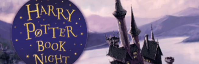View post titled The next Harry Potter Book Night theme has been posted