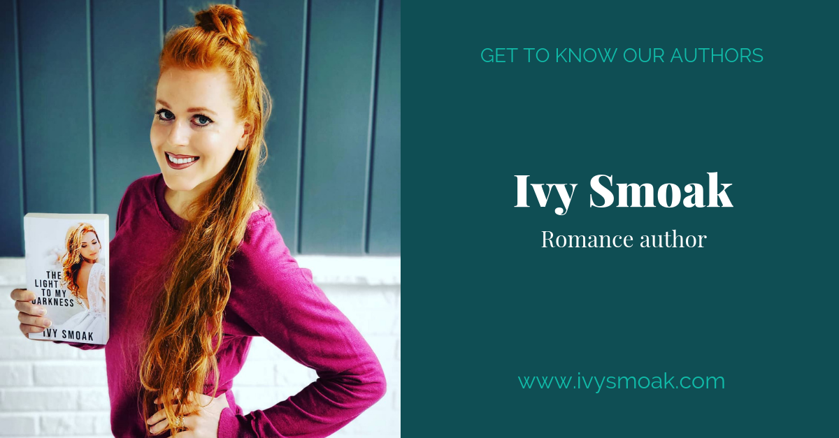 View post titled Author Q&A: Ivy Smoak