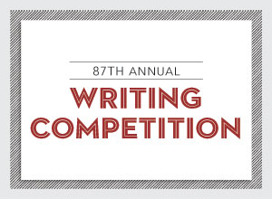View post titled Writer's Digest writing competition entries are due tonight
