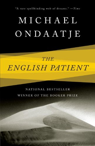 "View post titled ""The English Patient"" wins the Golden Booker"