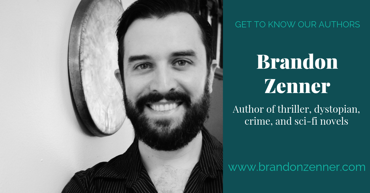 View post titled Author Q&A: Brandon Zenner
