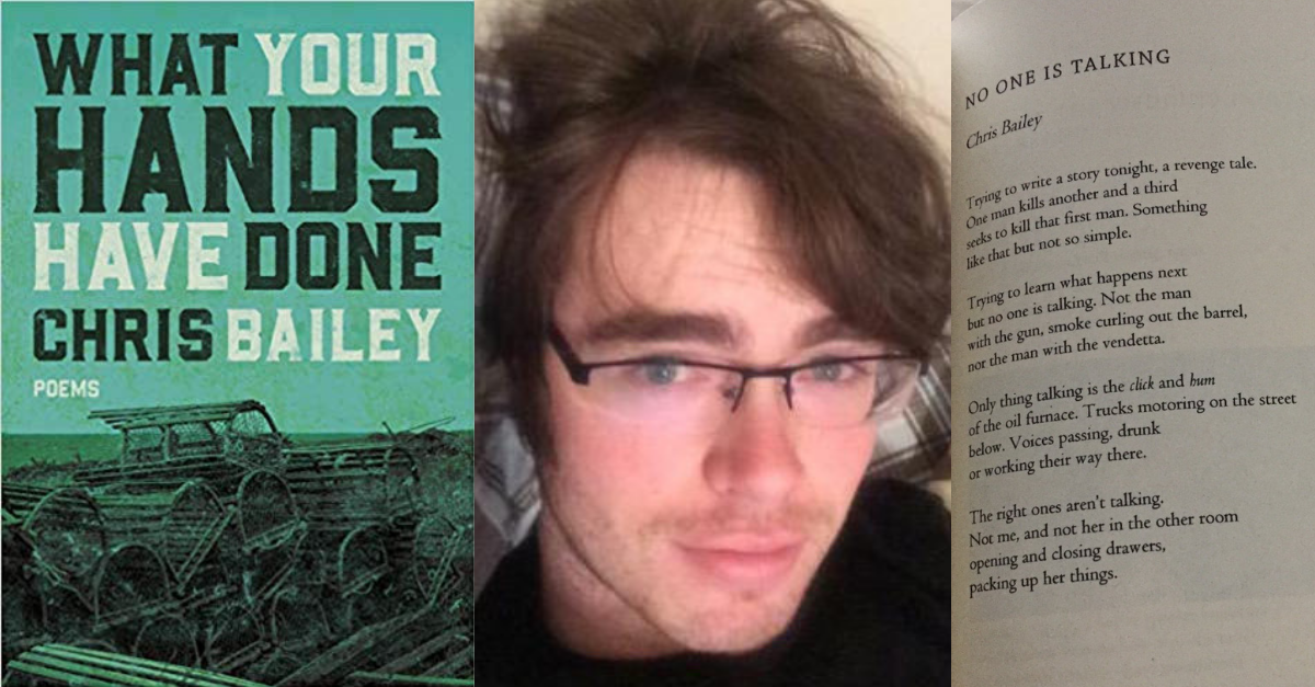 View post titled Author Q&A: Chris Bailey