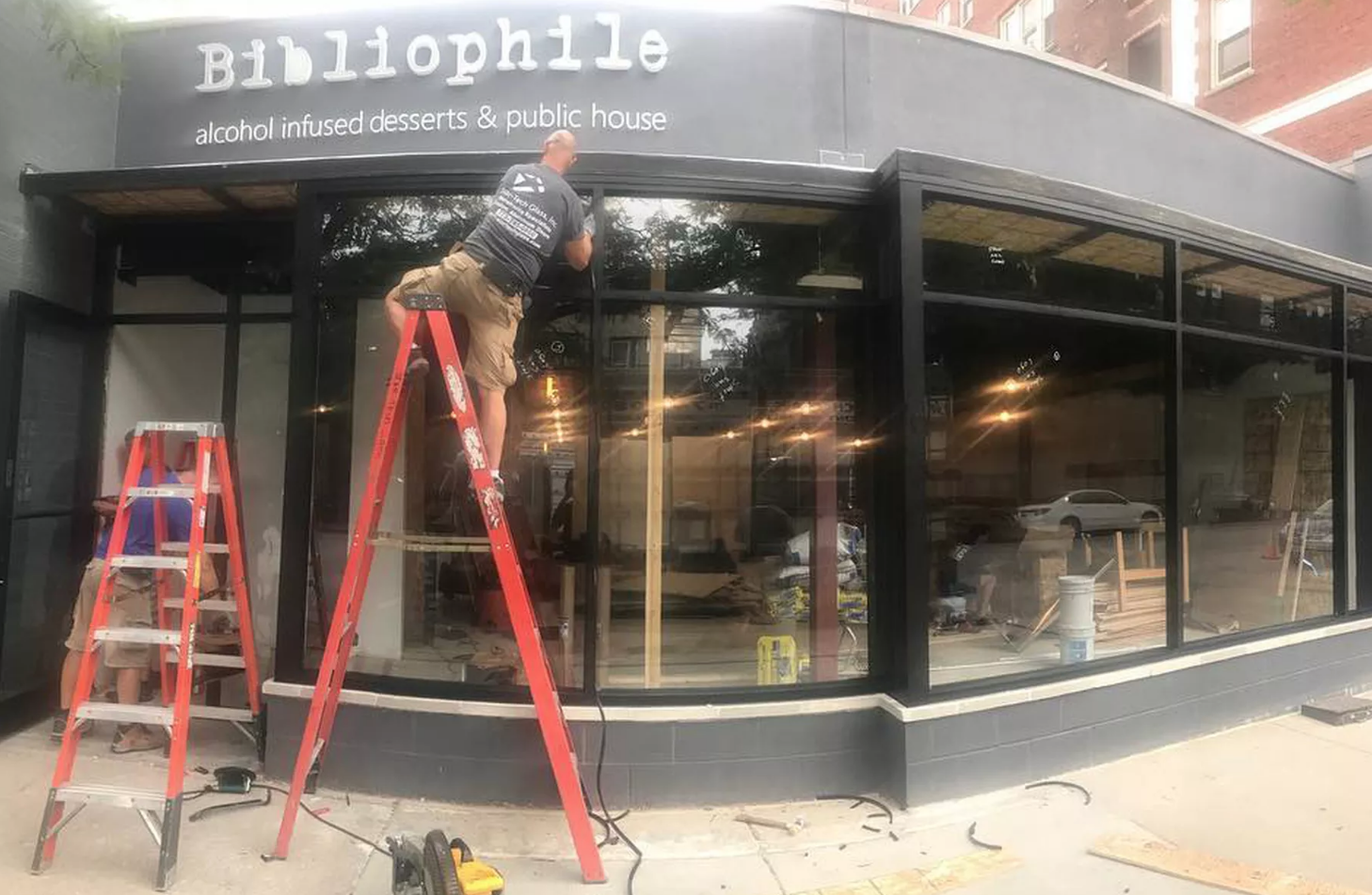 View post titled A feast for bookworms: Bookstore-gastropub-bakery coming to Chicago