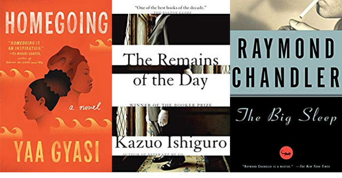 View post titled The 100 novels that shaped literary experts' lives