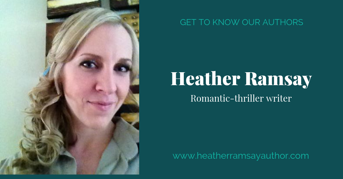 View post titled Author Q&A: Heather Ramsay