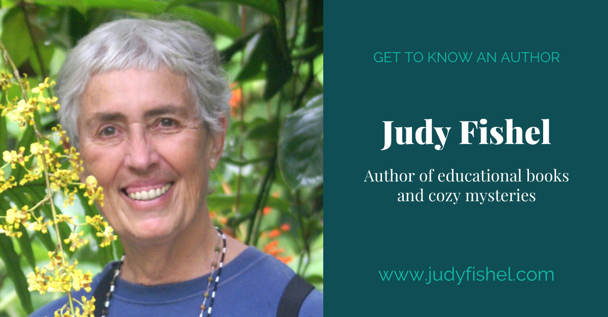 View post titled Author Q&A: Judy Fishel