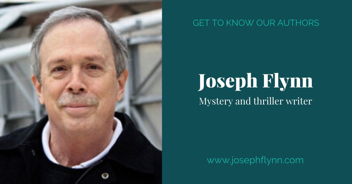 View post titled Author Q&A: Joseph Flynn