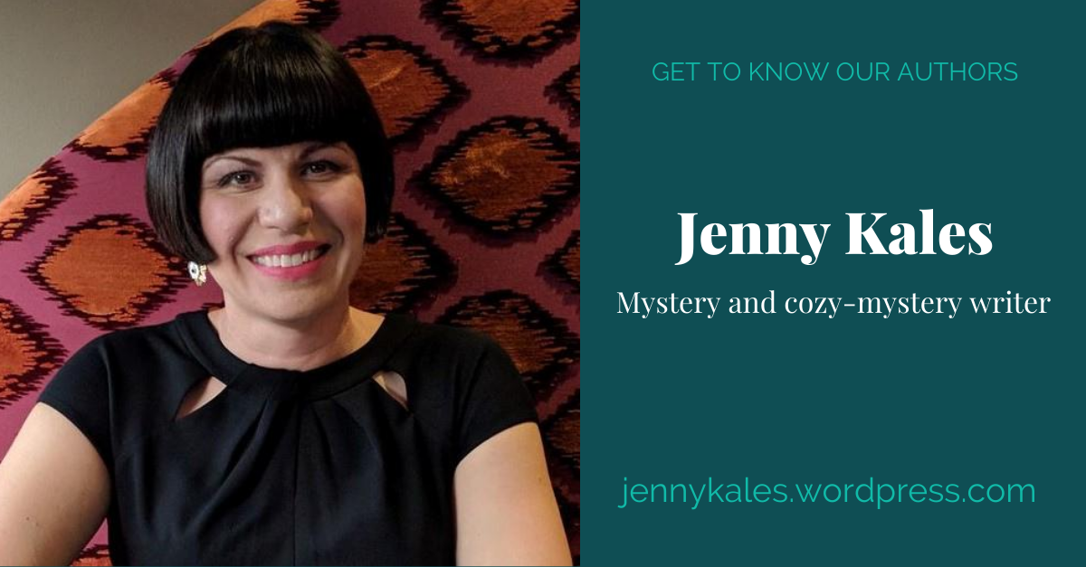 View post titled Author Q&A: Jenny Kales
