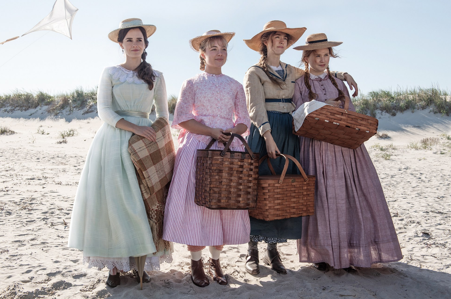 "View post titled Peek at the set of the latest ""Little Women"" movie adaptation"