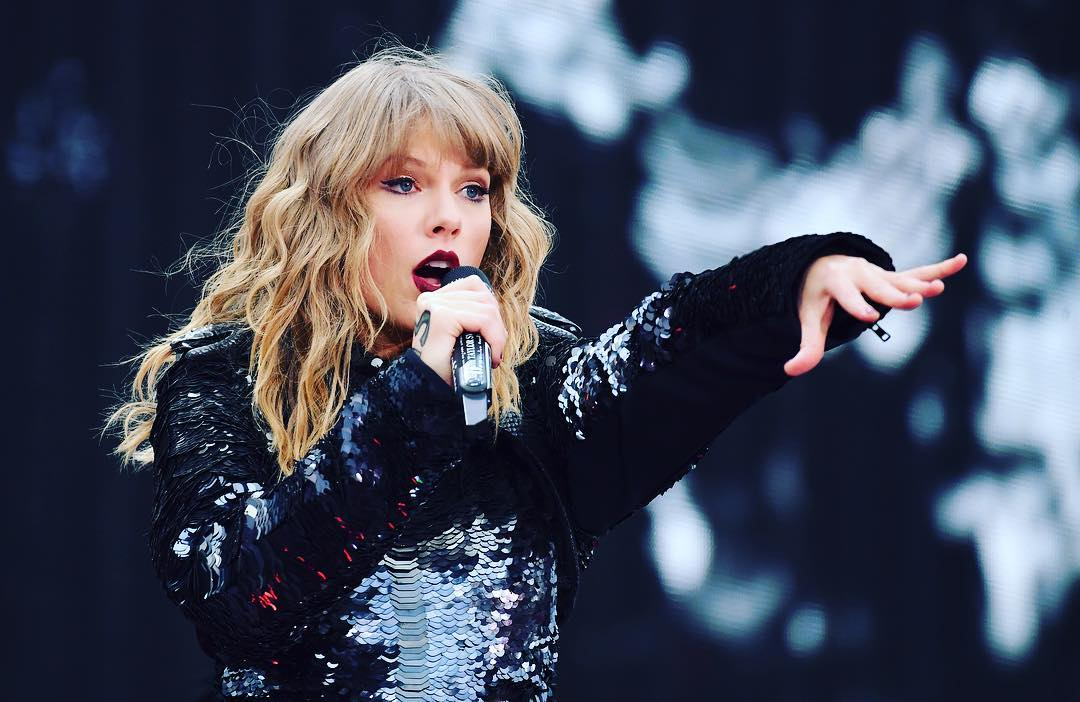 View post titled Grading Taylor Swift's literary references