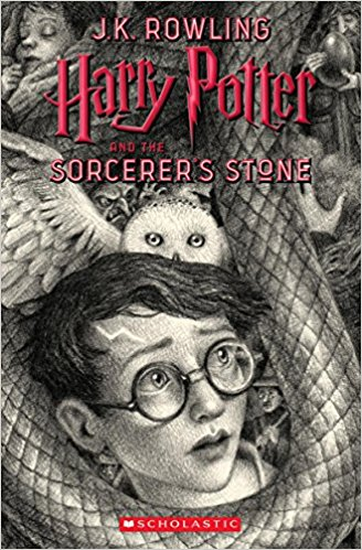 "View post titled What it's like designing a ""Harry Potter"" cover"