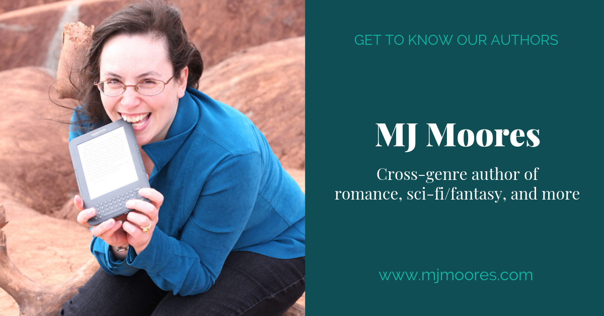 View post titled Author Q&A: MJ Moores