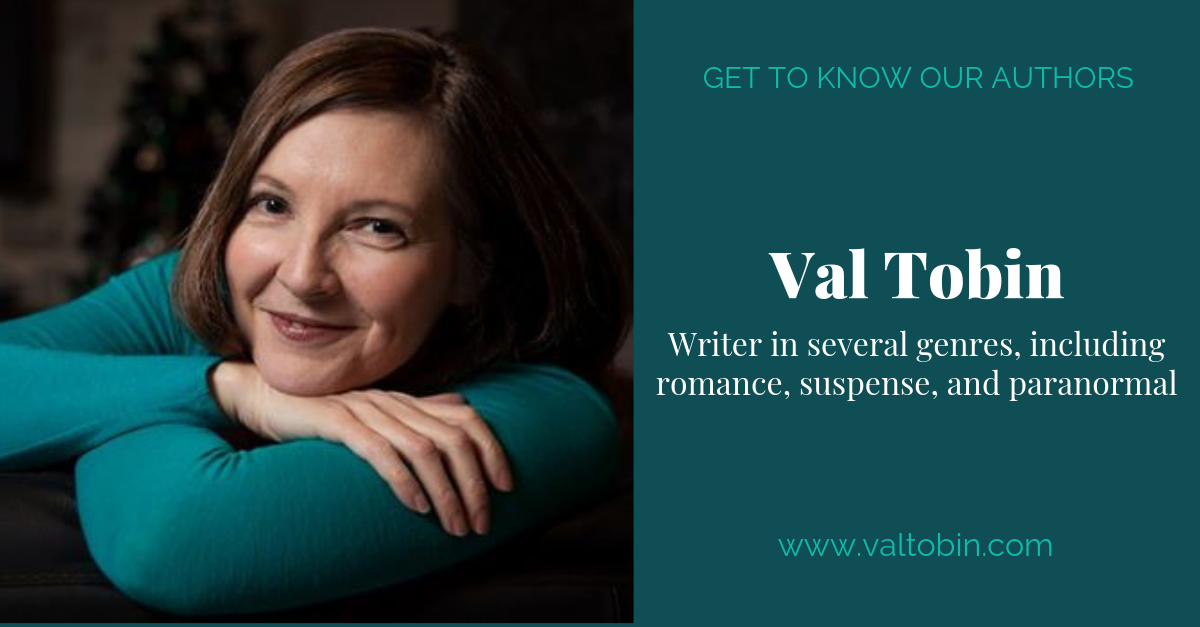 View post titled Author Q&A: Val Tobin