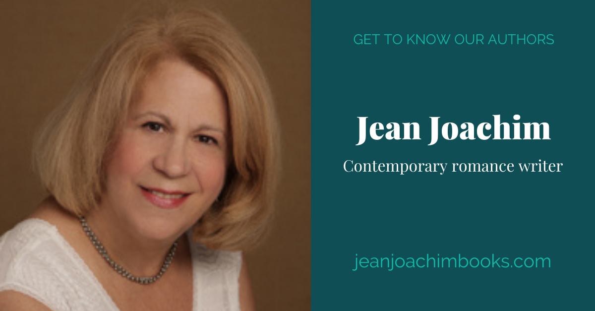 View post titled Author Q&A: Jean Joachim