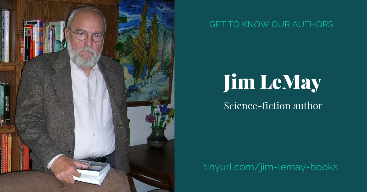 View post titled Author Q&A: Jim LeMay