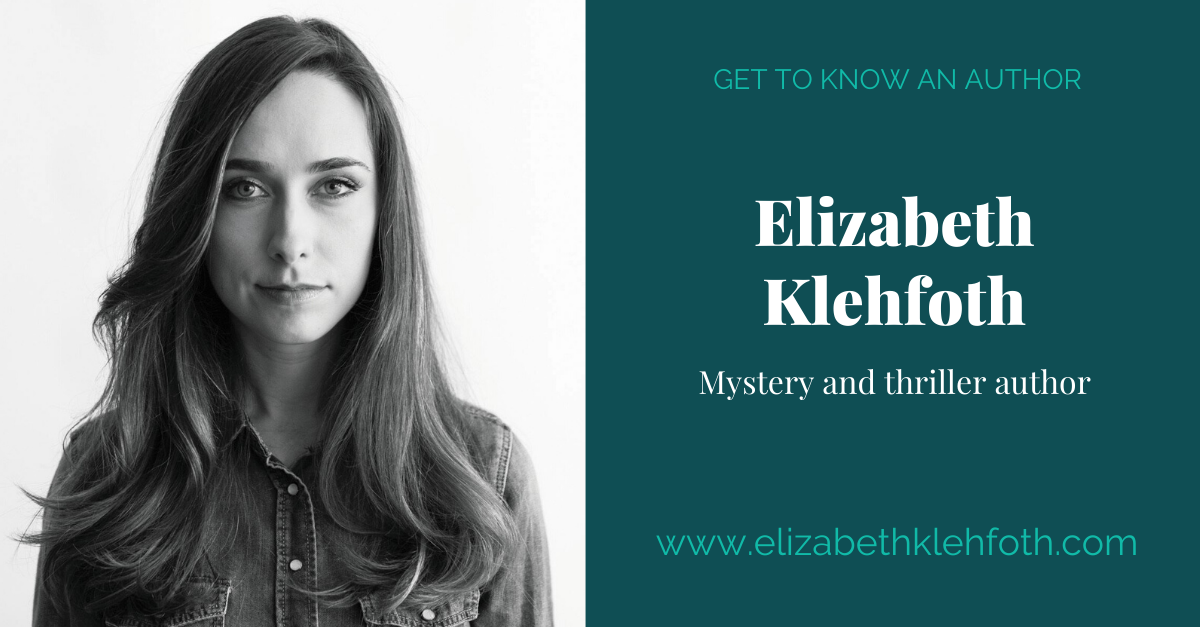 View post titled Author Q&A: Elizabeth Klehfoth