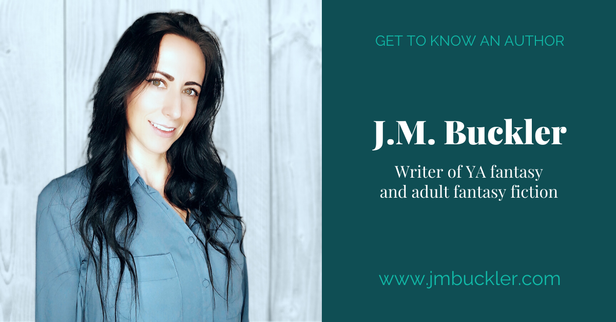 View post titled Author Q&A: J.M. Buckler