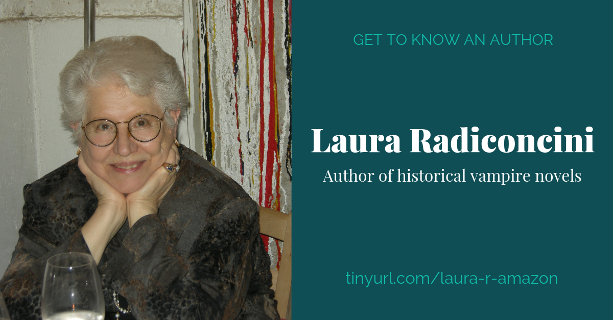 View post titled Author Q&A: Laura Radiconcini