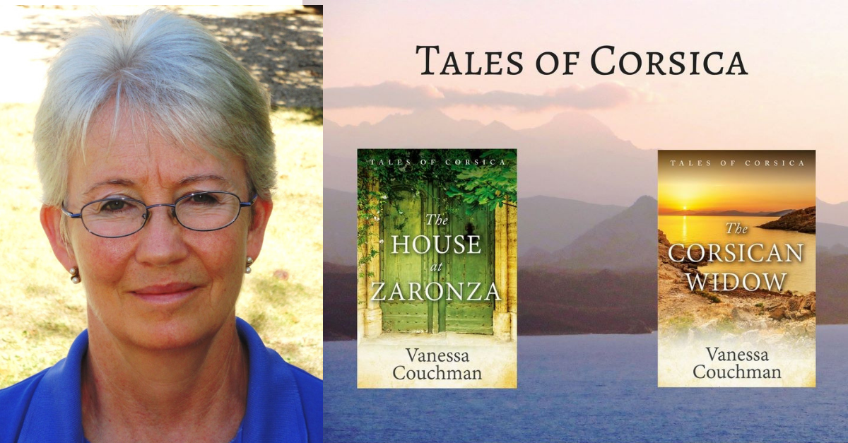 View post titled Author Q&A: Vanessa Couchman