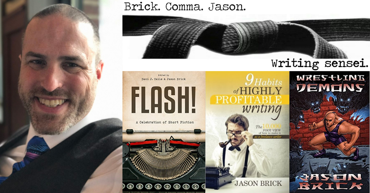 View post titled Want to be a full-time writer? Jason Brick has some thoughts