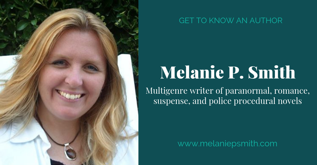 View post titled Author Q&A: Melanie P. Smith
