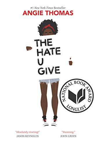 "View post titled Watch the trailer for ""The Hate U Give"""