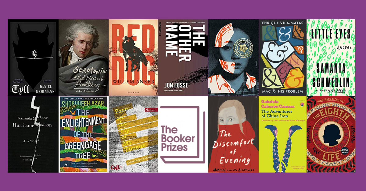 View post titled The 2020 International Booker Prize longlist is out