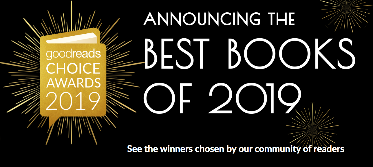 View post titled Congratulations to the Goodreads Choice Awards winners of 2019!