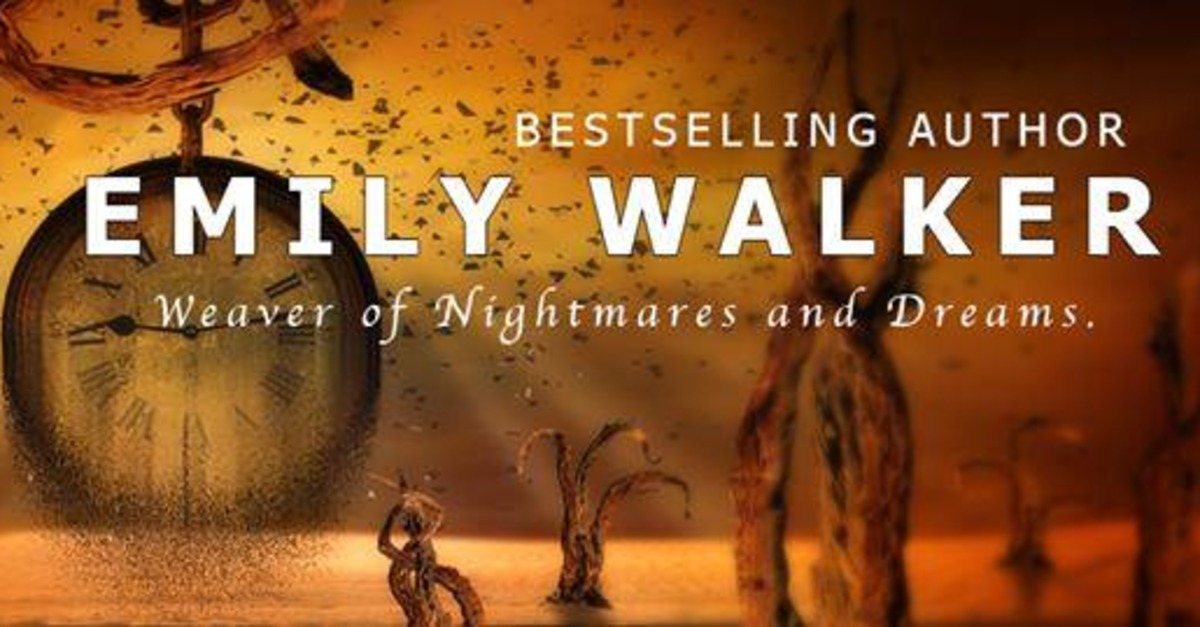 View post titled Author Q&A: Emily Walker