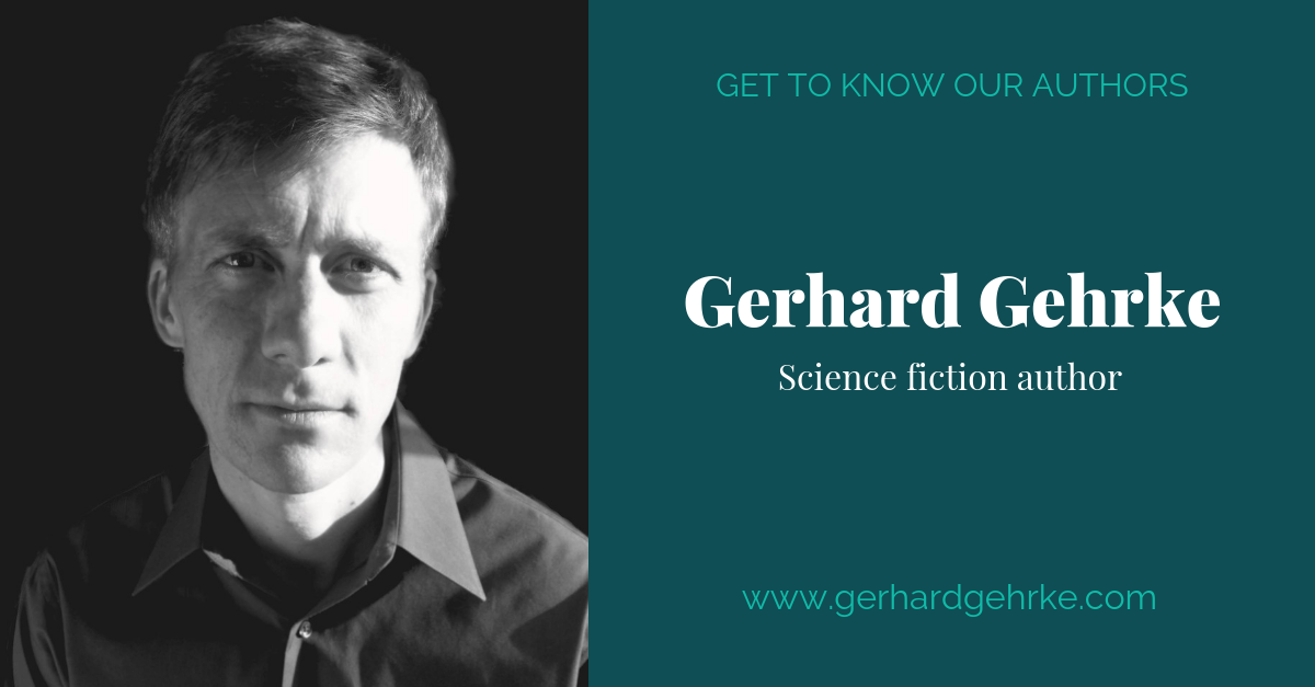 View post titled Author Q&A: Gerhard Gehrke
