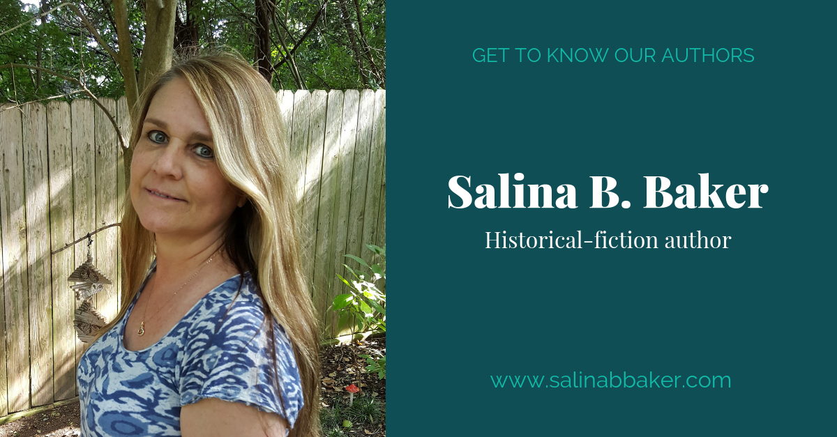 View post titled Author Q&A: Salina B. Baker