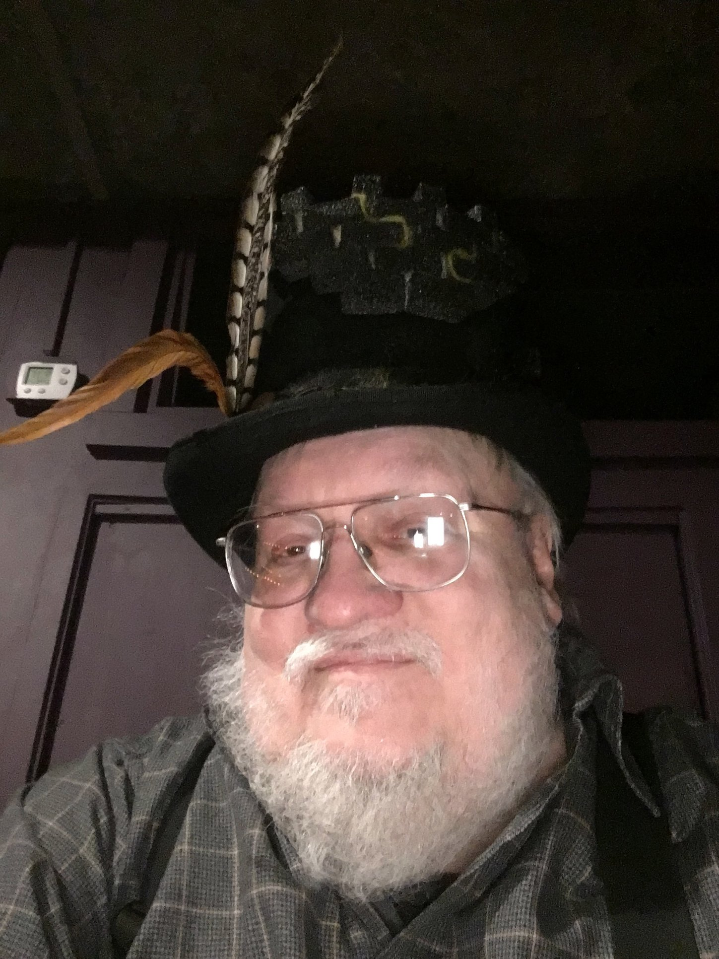 View post titled George R.R. Martin discusses imaginary histories