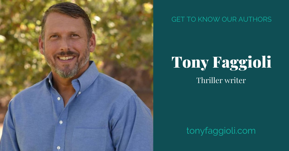 View post titled Author Q&A: Tony Faggioli