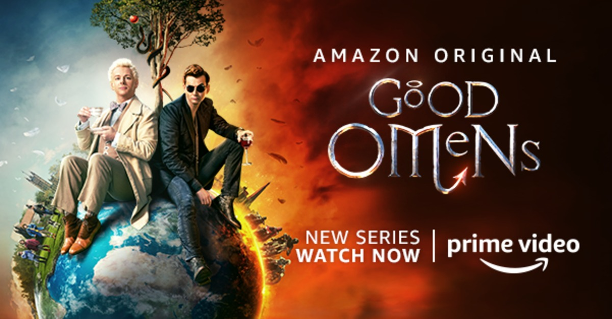 "View post titled Don't worry; Netflix won't cancel ""Good Omens"""