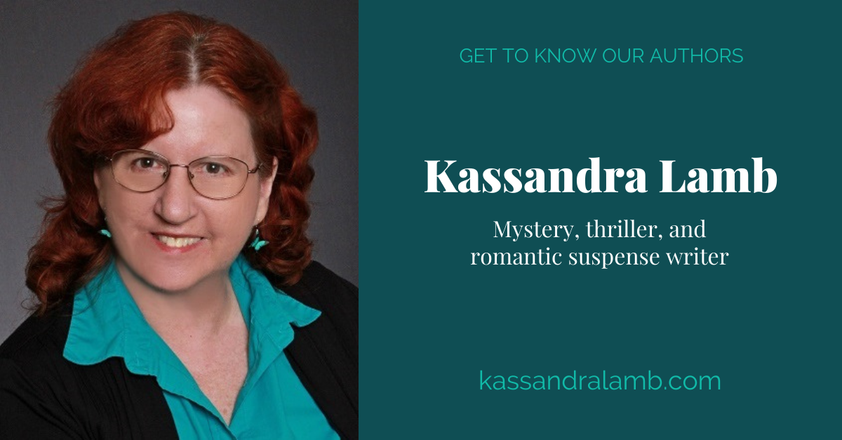 View post titled Author Q&A: Kassandra Lamb