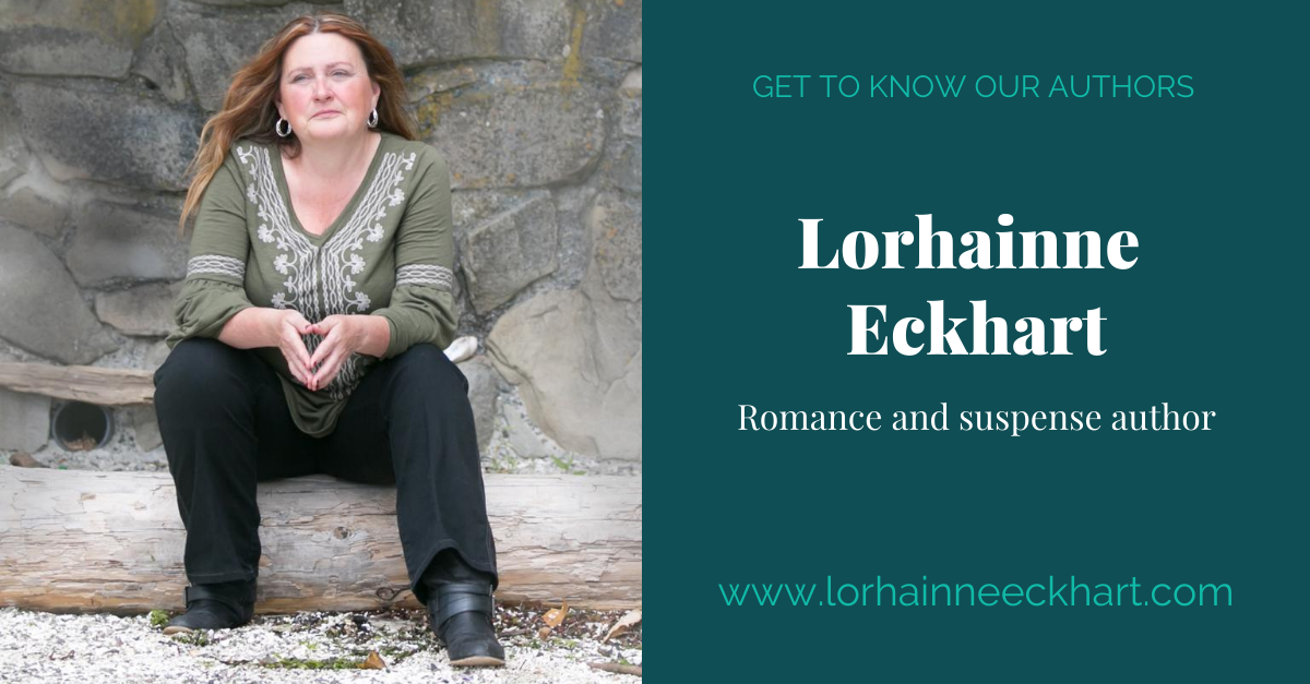 View post titled Author Q&A: Lorhainne Eckhart