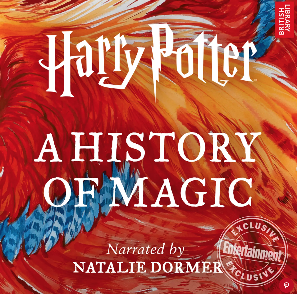 View post titled Natalie Dormer to narrate new Harry Potter audiobook